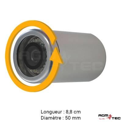 Caméra Ø 50 mm pour Tubicam® XL