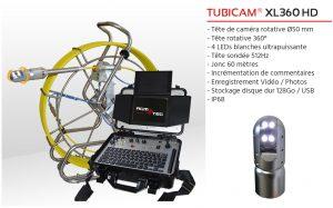 caméra endoscopique HD