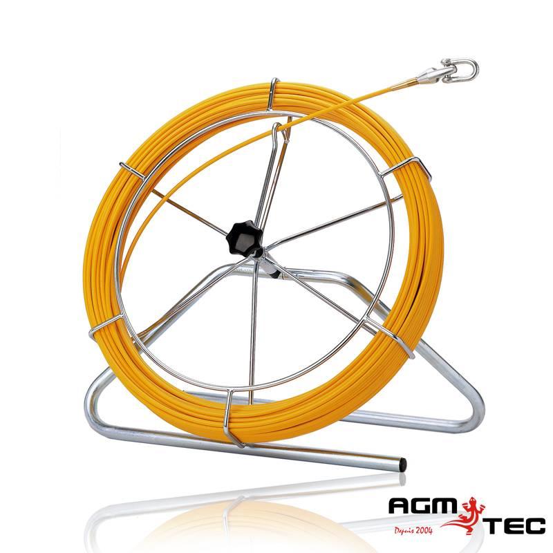 Tire câble détectable