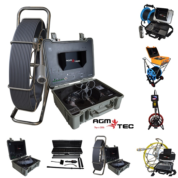 Passage camera canalisation tubicam - Camera inspection canalisation ...