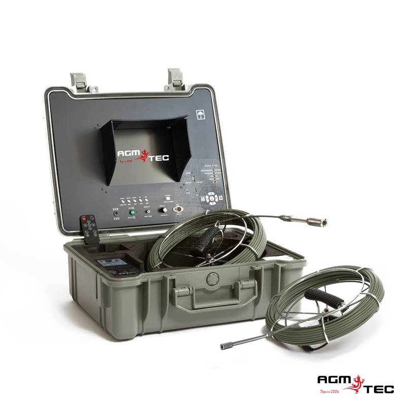Caméra inspection professionnelle assainissement