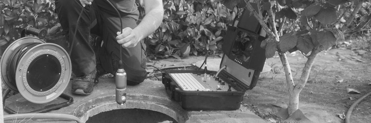 camera d'inspection de forage jusqu'a 500 mètres