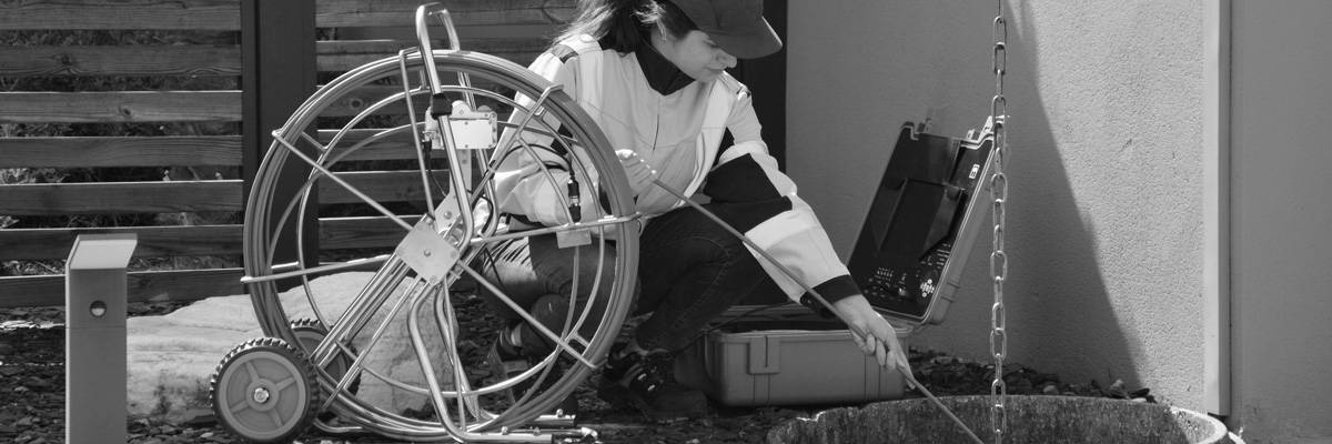 Caméra d'inspection petits diamètres Tubicam® XL360 HAD
